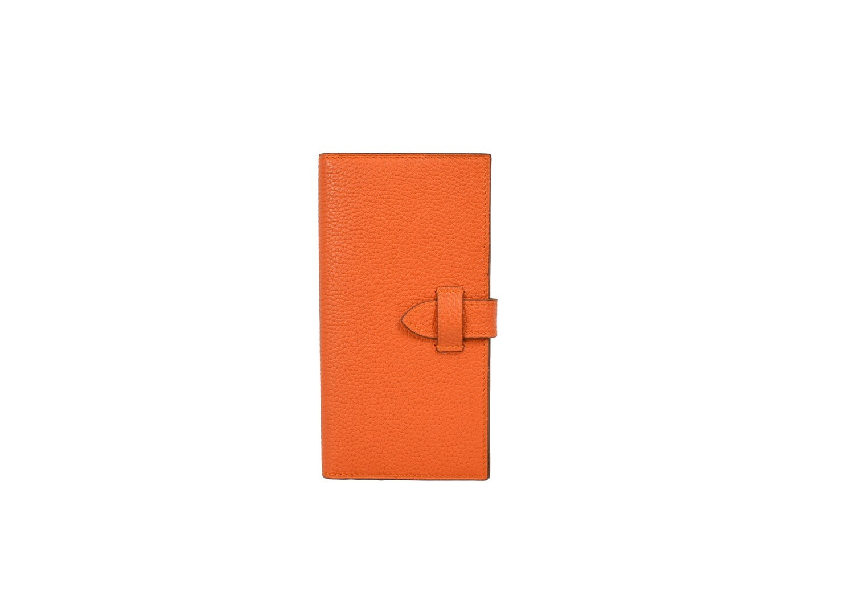 Fern Togo Orange/Beige