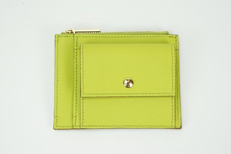 Finch 2 Epsom Green Apple