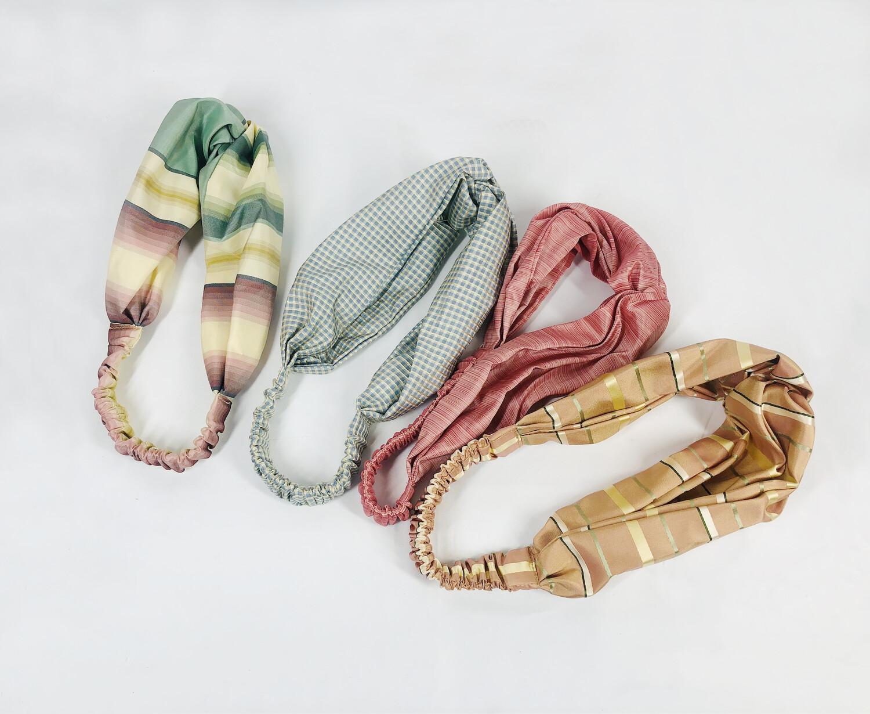 Silk Headband Woven Taffeta/Satin