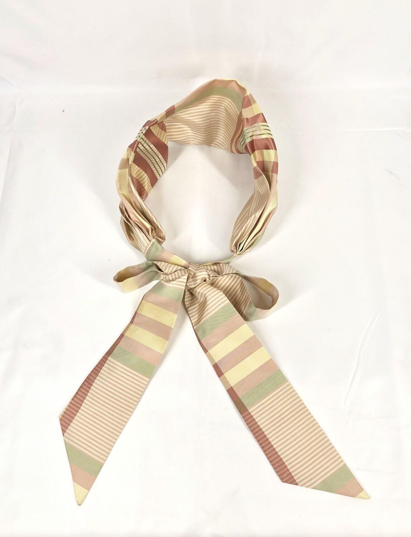 Silk Bandana Woven Taffeta/satin