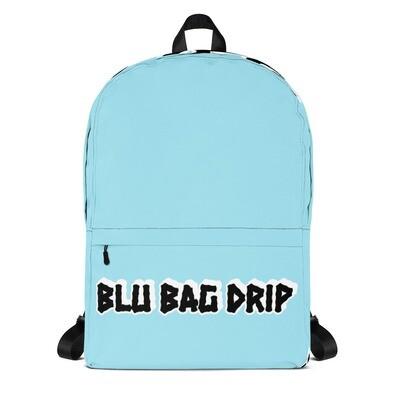 Blu Drip Backpack