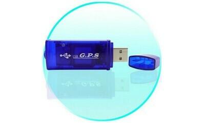 Antenne GPS SirfIII USB