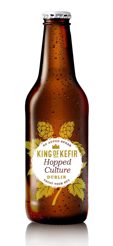 King of Kefir Hopped Culture, 12 x 330ml
