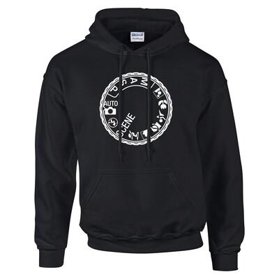 Dial wheel hoodie