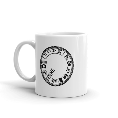 Mug - dial controls