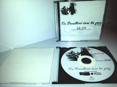 """CD Officiel """"Du Brouillard dans les yeux"""""""