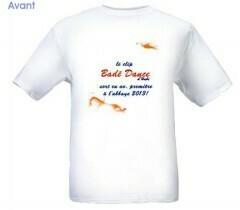 Tee-shirt officiel du Badé Dance