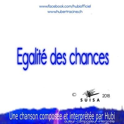 """CD officiel """"Égalité des chances"""""""