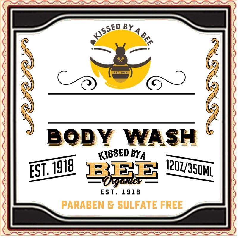 KBAB Body Wash (8oz)