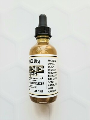 Hair & Scalp Elixer (2 oz)