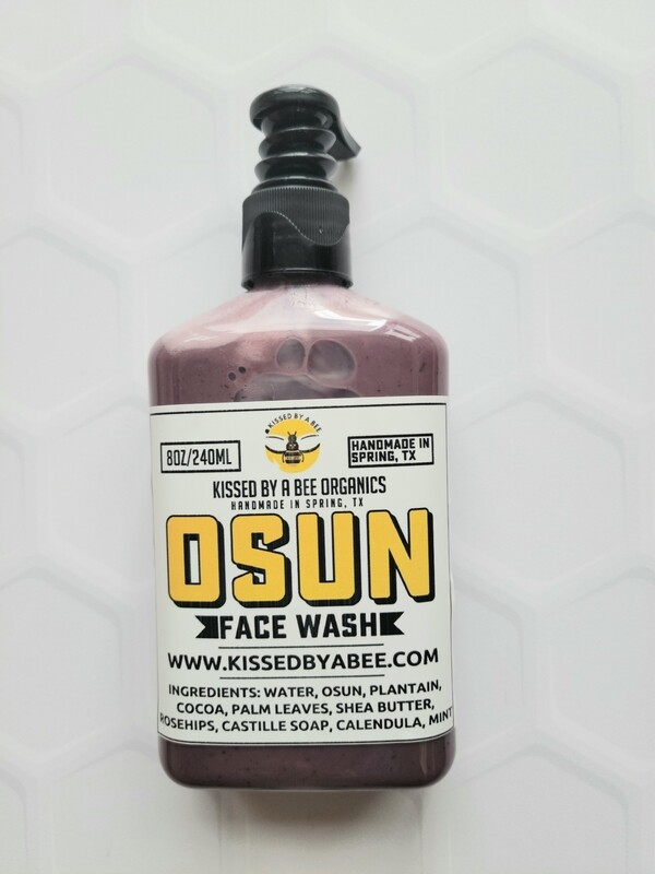 Osun Face Wash (8 oz)