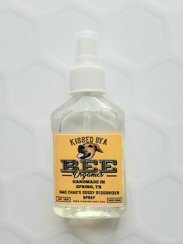 Rad Chad's Doggy Deodorizer Spray (4oz)