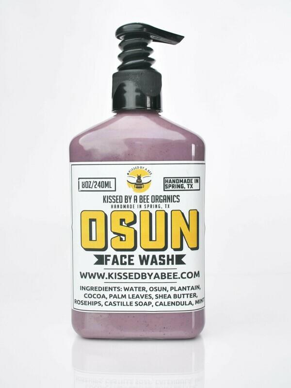 Osun Face Wash (8 oz)