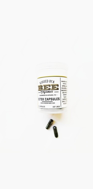 Detox Capsules (Internal Deodorizer)