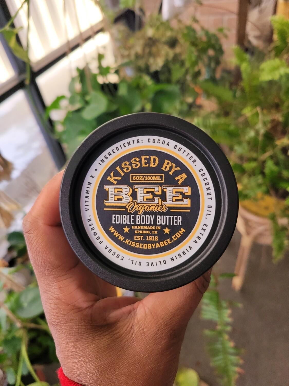 Edible Body Butter ( 6 oz)