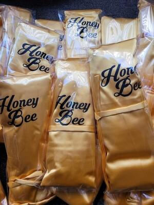 Honey Bee Satin Robe