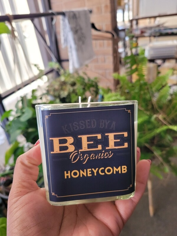 HoneyComb Soy Wax Massage Candle