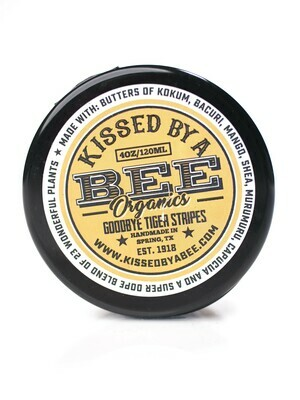 Goodbye Tiger (Stripes) Balm (4 oz)