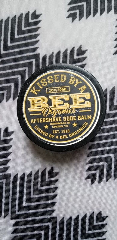 AFTERSHAVE DUDE BALM (2 oz)