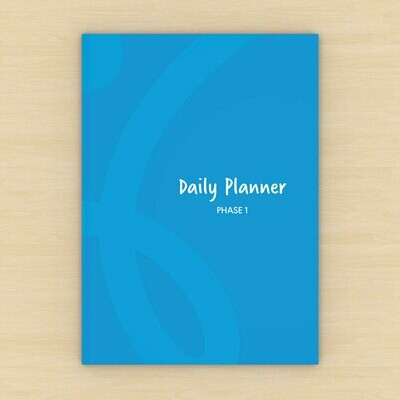 Low Carb Coaching Dietflex Daily Planner 1 (5 planners)