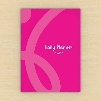 Low Carb Coaching Dietflex Daily Planner 2 (5 planners)