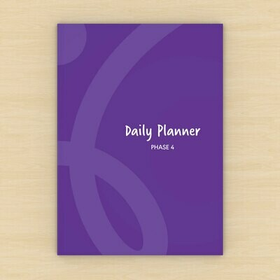 Low Carb Coaching Dietflex Daily Planner 4 (5 planners)