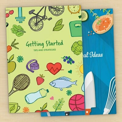 Low Carb Coaching Dietflex Booklet Pack (20 booklets)