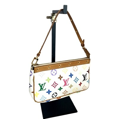 LOUIS VUITTON MULTICOLORED POCHETTE