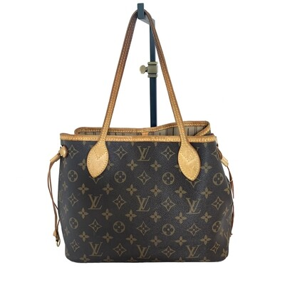 LOUIS VUITTON - NEVERFULL PM