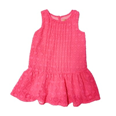 GIRLS Genuine Kids Pink Diamond Dress