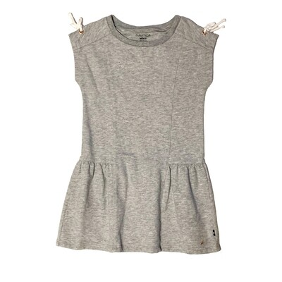 Nautica Grey Sweatshirt Dress