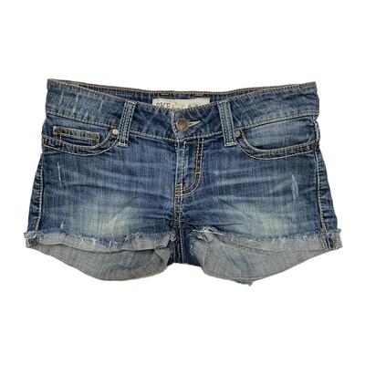BKE - Stella Cutoff Denim Shorts