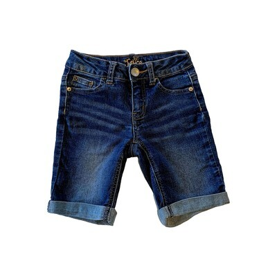 Justice Denim Bermuda Shorts