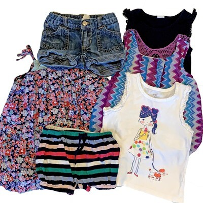 GIRLS [3T] - 6 PIECE BUNDLE - Leyla