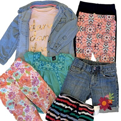 GIRLS [3T] - 8 PIECE BUNDLE - Tabitha