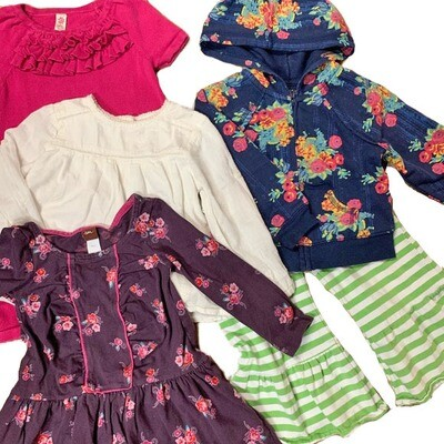 GIRLS [2T] - 5 PIECE BUNDLE - Maria