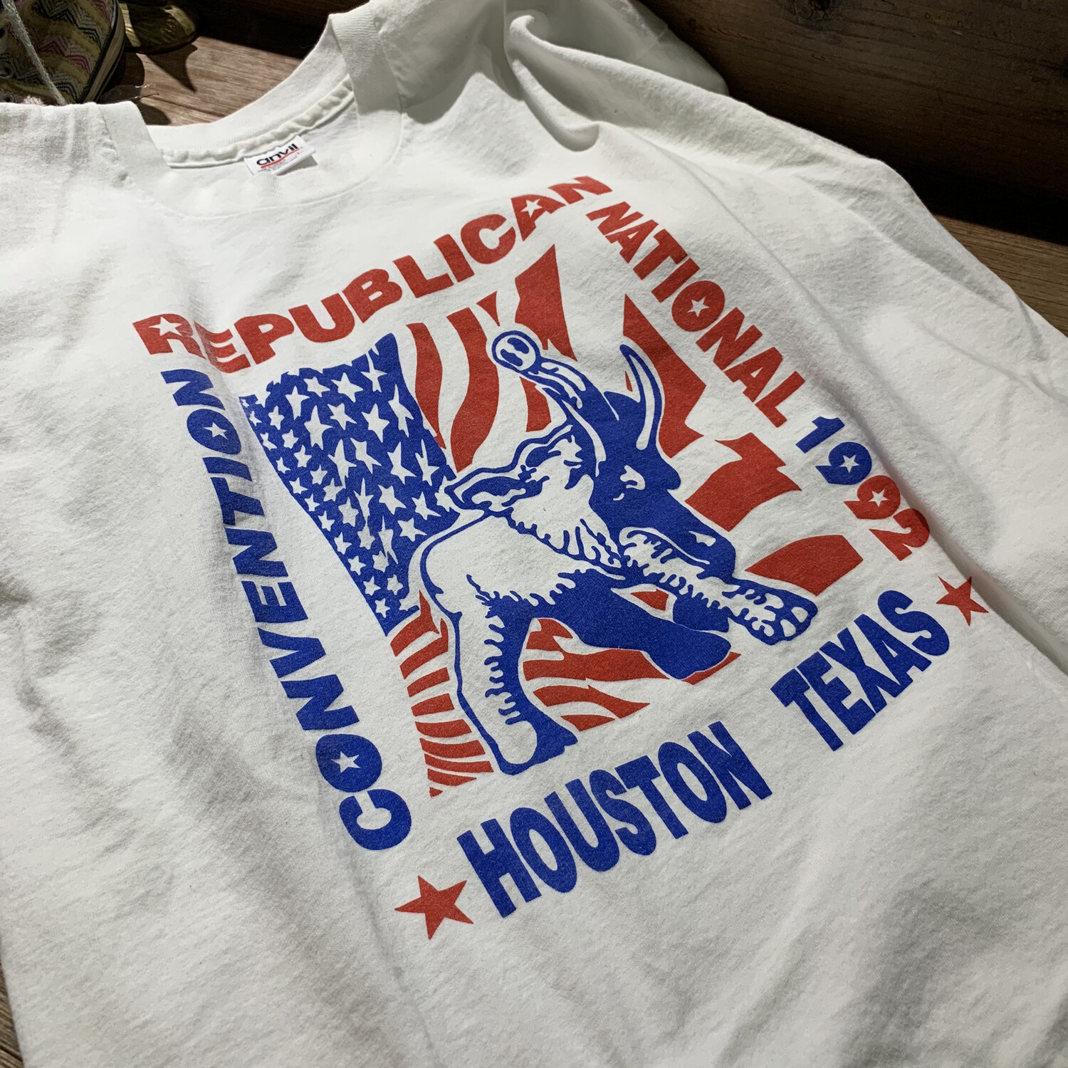 1992 REPUBLICAN NATIONAL CONVENTION TEE