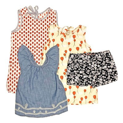 GIRLS [4T] - 4 Piece Bundle - Mindy