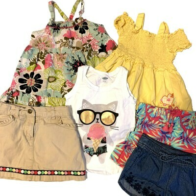 GIRLS [4T] 6 Piece Bundle - Chelsea