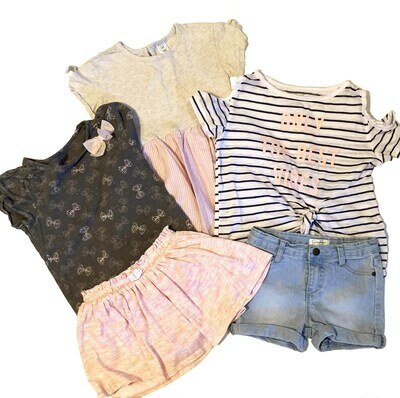 GIRLS [4T] 5 Piece Bundle - Naomi