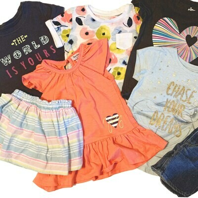 GIRLS [4T] 7 Piece Bundle - Addie