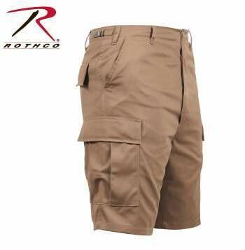 Rothco Tactical BDU Shorts - Coyote Brown