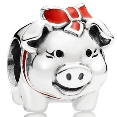 PANDORA - Lucky Pig Piggy Bank Charm