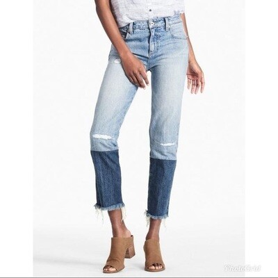 LUCKY BRAND - THE HIGH RISE - TOMBOY - TWO-TONE