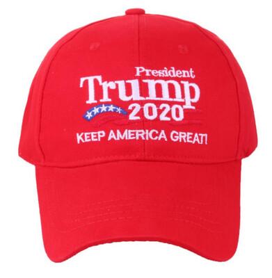 Red Trump Keep America Great Hat