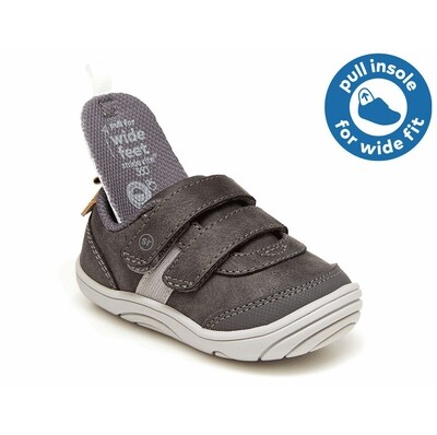 Infant Stride Rite Wilbur Sneaker - Grey