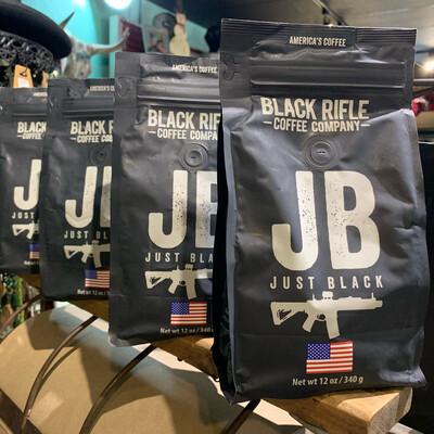 Black Rifle Coffee Co. Just Black - Medium Roast