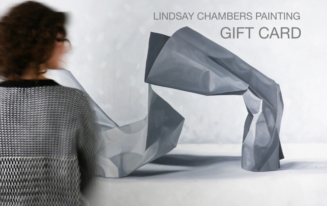 Lindsay Chambers Painting Gift Card