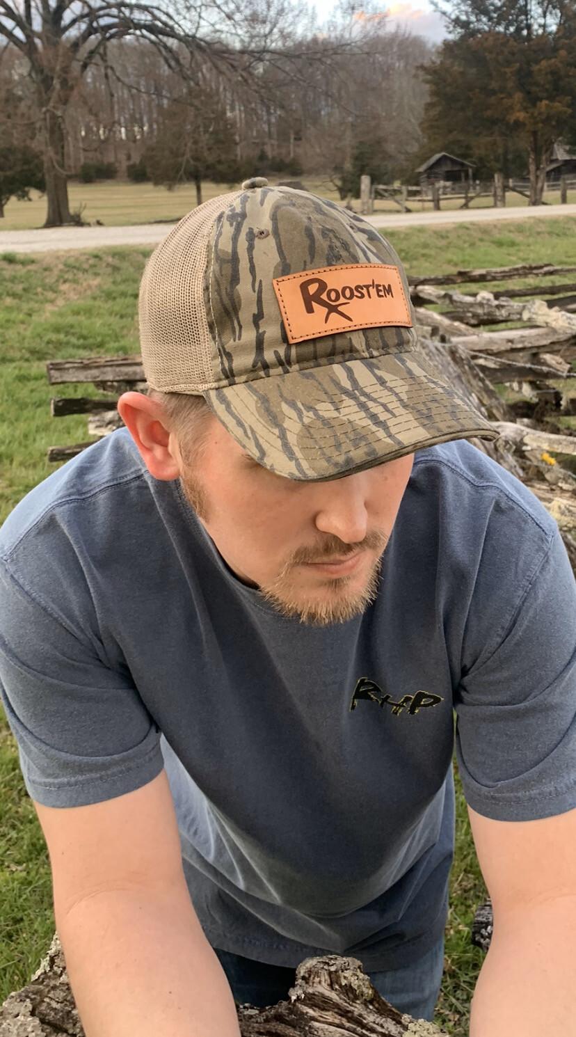 "Roost'em ""Turkey Logo"" Hat"