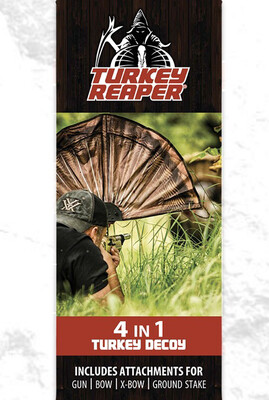 Turkey Reaper Decoy